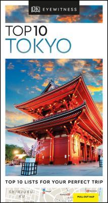 DK Eyewitness Top 10 Tokyo - DK Eyewitness