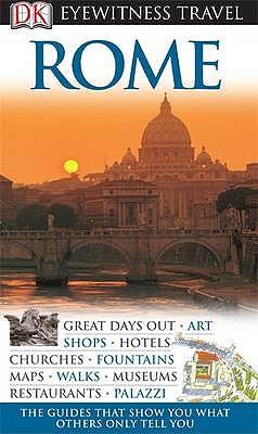 DK Eyewitness Travel Guide: Rome -
