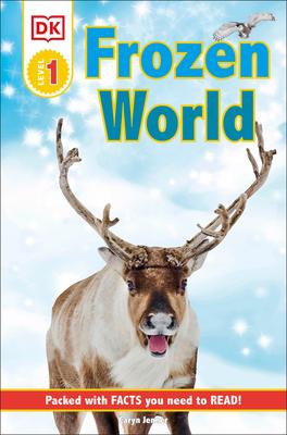 DK Readers L1 Frozen Worlds - Jenner, Caryn