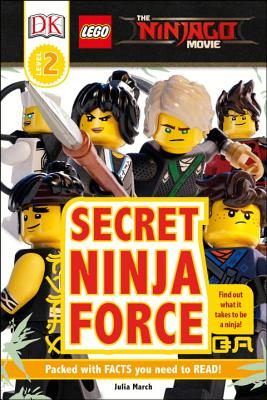 DK Readers L2: The Lego(r) Ninjago(r) Movie: Secret Ninja Force - DK