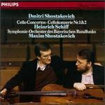 Dmitri Shostakovich: Cello Concertos Nos. 1 & 2