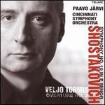 Dmitri Shostakovich: Symphony No. 10; Veljo Tormis: Overture No. 2