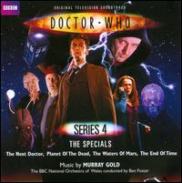 Doctor Who: Series 4 - The Specials - BBC National Orchestra of Wales/Ben Foster