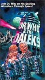 Doctor Who & the Daleks [Blu-ray]