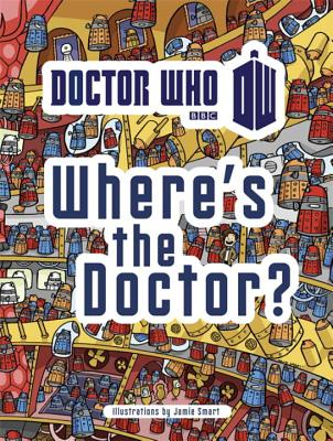 Doctor Who: Where's the Doctor? - Smart, Jamie