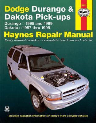 Dodge Durango and Dakota Pick-Ups 1997-99 - Haynes, John