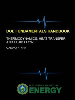 Doe Fundamentals Handbook - Thermodynamics, Heat Transfer, and Fluid Flow (Volume 1 of 3) - Department of Energy, U S