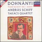 Dohnányi: Piano Quintet; Sextet