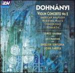 Dohnányi: Violin Concerto No. 2