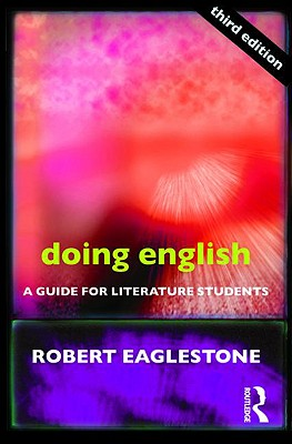 Doing English - Eaglestone Robert