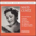 Dokumente einer Sängerkarriere: Maud Cunitz