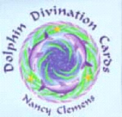 Dolphin Divination Cards: 108 Circular Cards - Clemens, Nancy