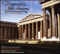 Domenico Dragonetti: Chamber Music - Anca Nicolau (violin); Gregor Kitzis (viola); Joanna Hood (viola); John Feeney (double bass); Krista Bennion Feeney (violin);...