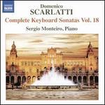 Domenico Scarlatti: Complete Keyboard Sonatas, Vol. 18