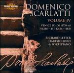 Domenico Scarlatti: The Complete Sonatas, Vol. 4 - Venice IX-XI