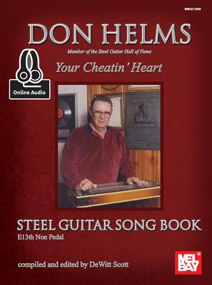Don Helms - Your Cheatin' Heart - Steel Guitar Song Book - Don Helms