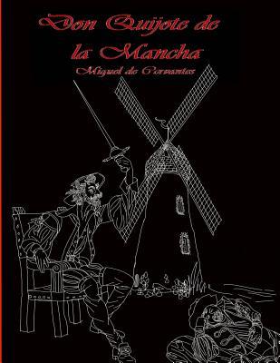 Don Quijote de la Mancha - Cervantes, Miguel De