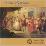 Don Quixote: Concertos and Suites by Telemann