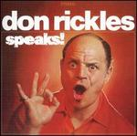 Don Rickles Speaks!