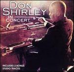 Don Shirley in Concert [Bonus Tracks]