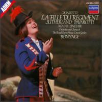 Donizetti: La Fille du Régiment - Alan Joanes (vocals); Edith Coates (vocals); Eric Garrett (vocals); Joan Sutherland (vocals); Jules Bruyère (vocals);...