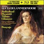 Donizetti: Lucia di Lammermoor [2CD/Blu-Ray Audio]