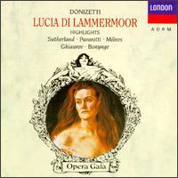 Donizetti: Lucia di Lammermoor - Joan Sutherland (soprano); Luciano Pavarotti (tenor); Pier Francesco Poli (vocals); Ryland Davies (tenor);...