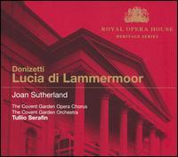 Donizetti: Lucia di Lammermoor - Joan Sutherland (vocals); Joao Gibin (vocals); John Shaw (vocals); Joseph Rouleau (vocals); Kenneth MacDonald (vocals);...