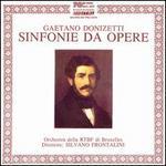 Donizetti: Sinfonie Da Opere