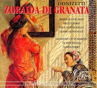 Donizetti: Zoraida di Granata - Bruce Ford (vocals); Cristina Pastorello (vocals); David Parry (piano); Diana Montague (vocals); Dominic Natoli (vocals);...
