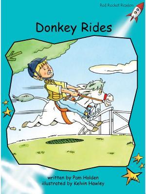 Donkey Rides: Level 2: Fluency - Lockyer, John