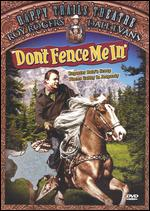 Don't Fence Me In - John English