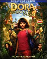 Dora and the Lost City of Gold [Includes Digital Copy] [Blu-ray/DVD]