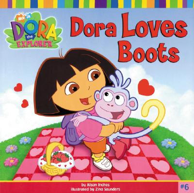 Dora Loves Boots - Inches, Alison