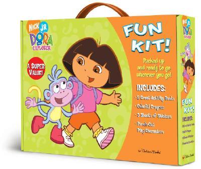 Dora the Explorer Fun Kit - Golden Books (Creator)