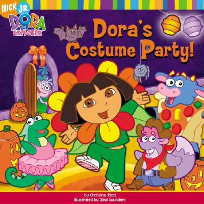 Dora's Costume Party - Ricci, Christine