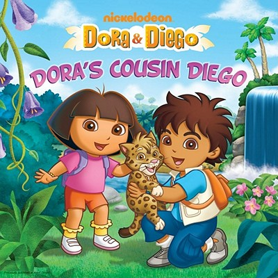 Dora's Cousin Diego - Valdes, Leslie (Adapted by)