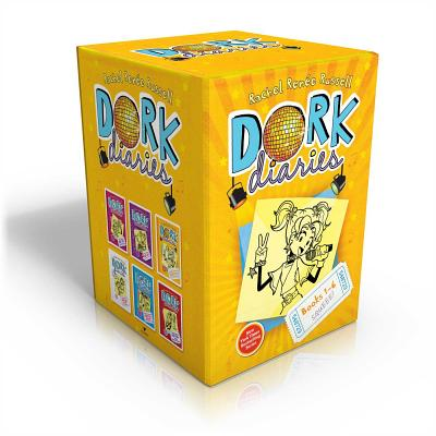 Dork Diaries Box Set, Books 1-6: Tales from a Not-So-Fabulous Life/Tales from a Not-So-Popular Party Girl/Tales from a Not-So-Talented Popstar/Tales from a Not-So-Graceful Ice Princess/Tales from a Not-So-Smart Miss Know-It-All/Tales from a Not-So... -