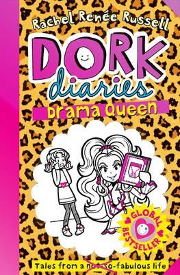 Dork Diaries: Drama Queen - Russell, Rachel Renee