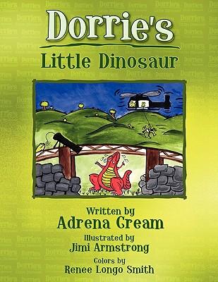 Dorrie's Little Dinosaur - Cream, Adrena