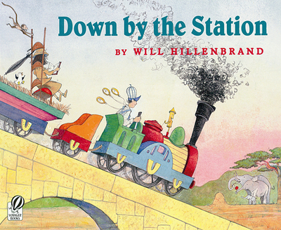Down by the Station - Hillenbrand, Will