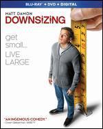 Downsizing [Includes Digital Copy] [Blu-ray/DVD]