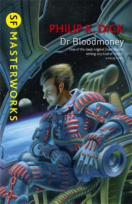 Dr Bloodmoney - Dick, Philip K.
