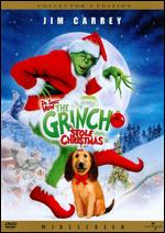 Dr. Seuss' How the Grinch Stole Christmas [WS] [Collector's Edition] [DVD/CD] - Ron Howard
