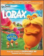 Dr. Seuss' The Lorax [2 Discs] [UltraViolet] [With Minions Movie Cash] [Blu-ray/DVD]