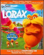 Dr. Seuss' The Lorax [Includes Digital Copy] [UltraViolet] [Blu-ray/DVD]