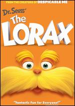 Dr. Seuss' The Lorax [Includes Digital Copy] [UltraViolet] [With Minions Movie Cash] - Chris Renaud