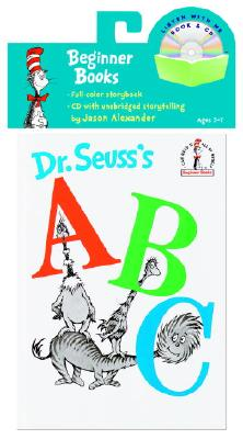 Dr. Seuss's ABC Book & CD - Dr Seuss