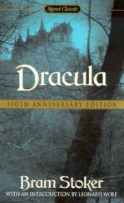 Dracula - Stoker, Bram, and Wolf, Leonard (Introduction by)