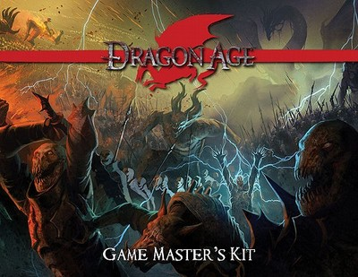 Dragon Age Game Master's Kit: An Accessory for the Dragon Age RPG - Pramas, Chris (Editor), and Tidball, Jeff (Designer), and Mangold, Hal (Designer), and Blando, Jared